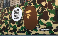 Bape to open first European store in Paris