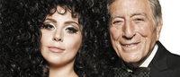 Lady Gaga e Tony Bennet per la campagna H&M di Natale