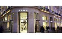 Inditex (Zara e Pull&Bear) regista alta de 8% nas vendas de 2014
