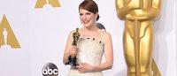 シャネルが1000時間かけて制作したドレス、アカデミー賞最優秀主演女優を飾る
