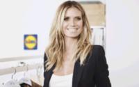 Lidl refuerza su apuesta por la moda tras fichar a Heidi Klum como diseñadora