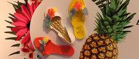 Convenção Petite Jolie exibe coleção verão 2016 de calçados