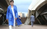 Dion Lee debuts menswear at his Australian Fashion Week show