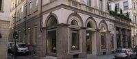 Giorgio Armani reopens Milan store on Via Montenapoleone