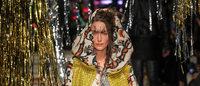 Mugler en cuir, le carnaval punk de Vivienne Westwood, la forêt luxuriante d'Elie Saab