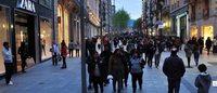 Portal del Ángel y Preciados, las calles comerciales más caras de España