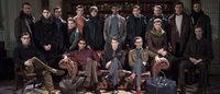 Luxury menswear brand Dunhill unveils online shop