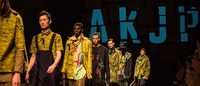 The colours of Africa shine on Pitti Uomo