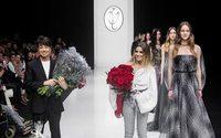 Показ Юдашкина традиционно открыл новый сезон Московской Недели моды