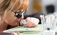 Chronext vergrößerte hauseigene Uhrenwerkstatt
