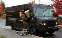 UPS profit beats expectations as demand for next day service surges