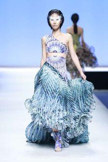 中法艾蒙时尚学院 Im International 2012中国国际时装周
