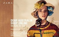 Zara to launch online shopping in Australia and New Zealand