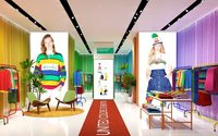 Benetton, primo pop-up negli USA nel Santa Monica Place