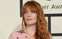 Florence Welch designs PJs for Liberty London
