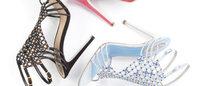 René Caovilla: festeggia 80 anni con un sandalo esclusivo su shoescribe.com