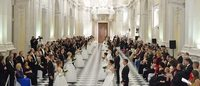 """Damiani e Carlo Pignatelli vestono le debuttanti e i cadetti al """"Gran Ballo della Venaria Reale"""""""