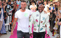 Philipp Plein lancia una capsule collection con la star della boxe Mayweather