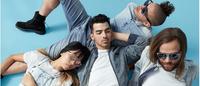 Joe Jonas e seus companheiros estrelam verão 2016 Diesel