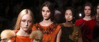 Italia crea un frente común con un comité de la moda