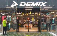 «Спортмастер» будет развивать сеть магазинов для собственной торговой марки Demix