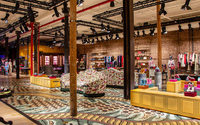 Gucci Wooster opens doors in New York