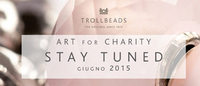Trollbeads presenta Art for Charity