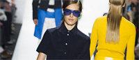 Fashion Week : du cuir, de la couleur, et toujours plus de rayures