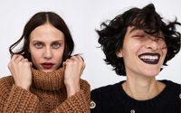 Zara lanza su propia línea de pintalabios