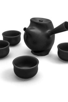 A Taste Of China Design Around The Table Jeff Dayu Shi  Zhaxi No  Teapot Set