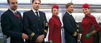 Le divise Alitalia si rifanno il look con Ettore Bilotta