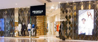 Pringle of Scotland: primo flagship store a Chengdu