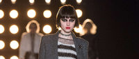 Vom Underground in die Brasserie: Mode von Chanel und Saint Laurent