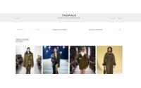 Tagwalk, le premier moteur de recherche pour les défilés