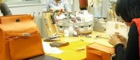 爱马仕法国本土开设第 15家工厂,专门制作 Kelly 手袋