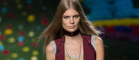 Rock-and-roll Hilfiger, elegant Herrera at NY fashion week