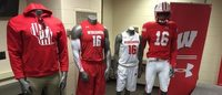 Under Armour enters $96 million partnership with University of Wisconsin