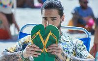 Havaianas lance une campagne mondiale avec les artistes Maluma et Lellêzinha