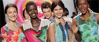 西班牙Desigual品牌首次亮相纽约时装周