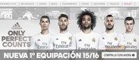 Le Real Madrid lance sa boutique en ligne sur le Chinois Tmall