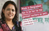 Las mujeres se ponen al frente de la lucha sindical de la industria textil en Bangladesh