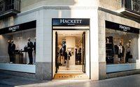 Hackett gana presencia en el retail español y abre en la Diagonal de Barcelona