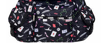 Olympia Le-Tan brings own style to LeSportSac