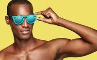 Snapchat verkauft ihre Snapchat Brillen jetzt online