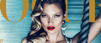 Kate Moss joins British Vogue