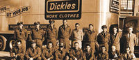 Dickies met en avant sa collection 1922