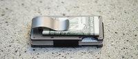 新しい財布の形を提案、メタル製ウォレット「ザ・リッジ」が日本初上陸