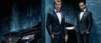 Hugo Boss und Mercedes AMG Petronas besiegeln Partnerschaft ab 2015