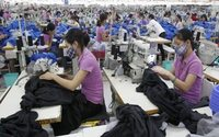 China em apuros