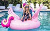 Paris Hilton launches Unicorn Mist rose water spray